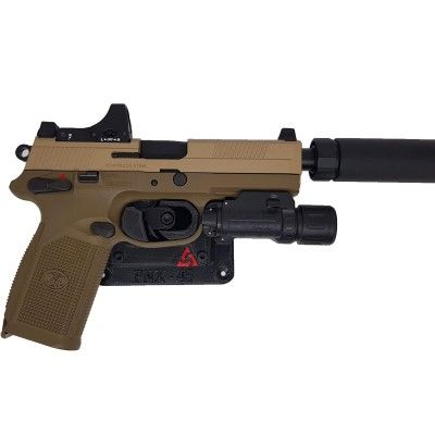 Wall or cabinet cover for FNX-45 models