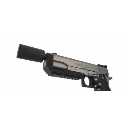 Ris lower silencer adapter for hi layer 5.1